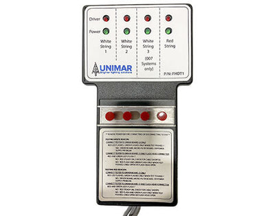 Dual Sys Tester FHDT1 Unimar Lighting Solutions