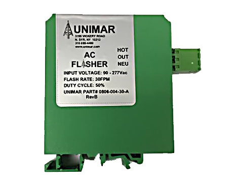 AC Flasher 0806-004-30-A Unimar Lighting Solutions