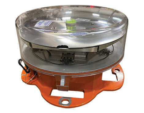 led obstruction lighting l-864 red beacon hazardous location from unimar