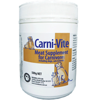 Carni-Vite (Vitamin & Mineral Supplement) - AVIZONA