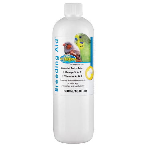 Breeding Aid (Wheat Germ Oil) - AVIZONA