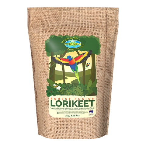 FOREST FUSION LORIKEET - AVIZONA
