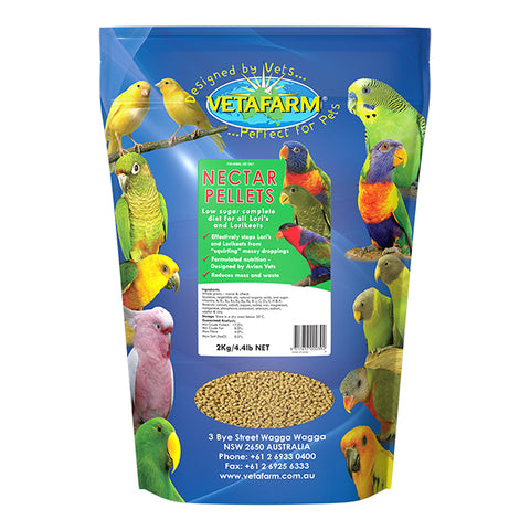 Nectar Pellets - AVIZONA