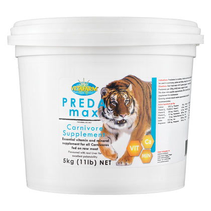 Predamax for Carnivores - AVIZONA