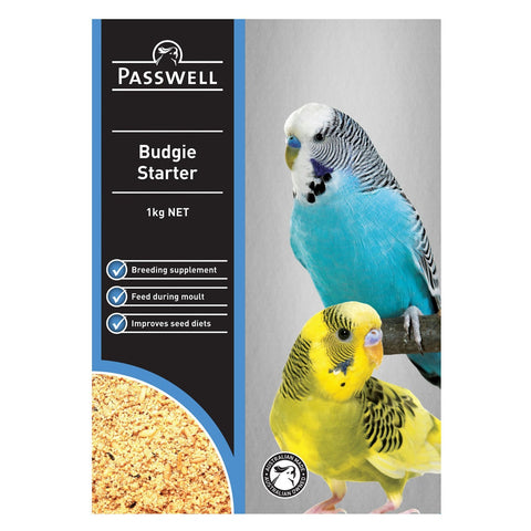 Budgie Starter Soft Food