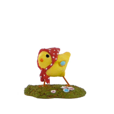 Little Chick with Kerchief