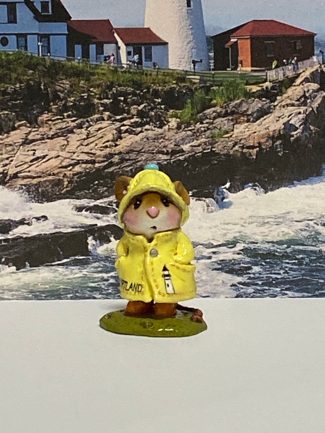Portland Maine - April Showers- Store Special