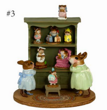 Collector's Curio M-674 By Wee Forest Folk