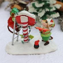M-550A North Pole Elves ~ Wee Forest Folk