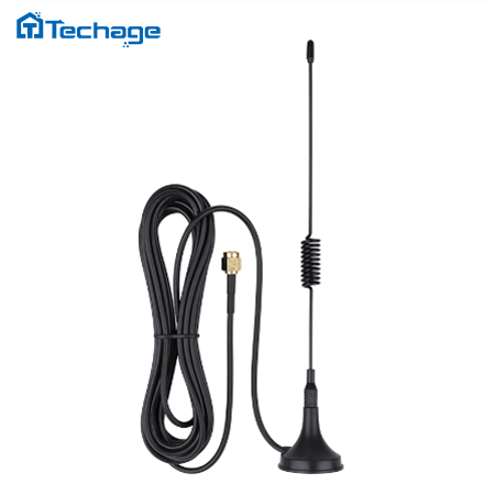 3M/10FT WiFi Antenna Extension Cable Signal Antenna Booster with Base for WiFi Camera
