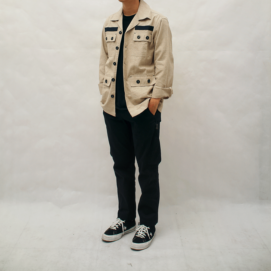 Field Shirt / Selvedge