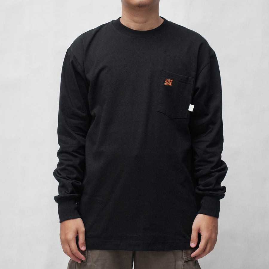 TS POCKET BLACK LS