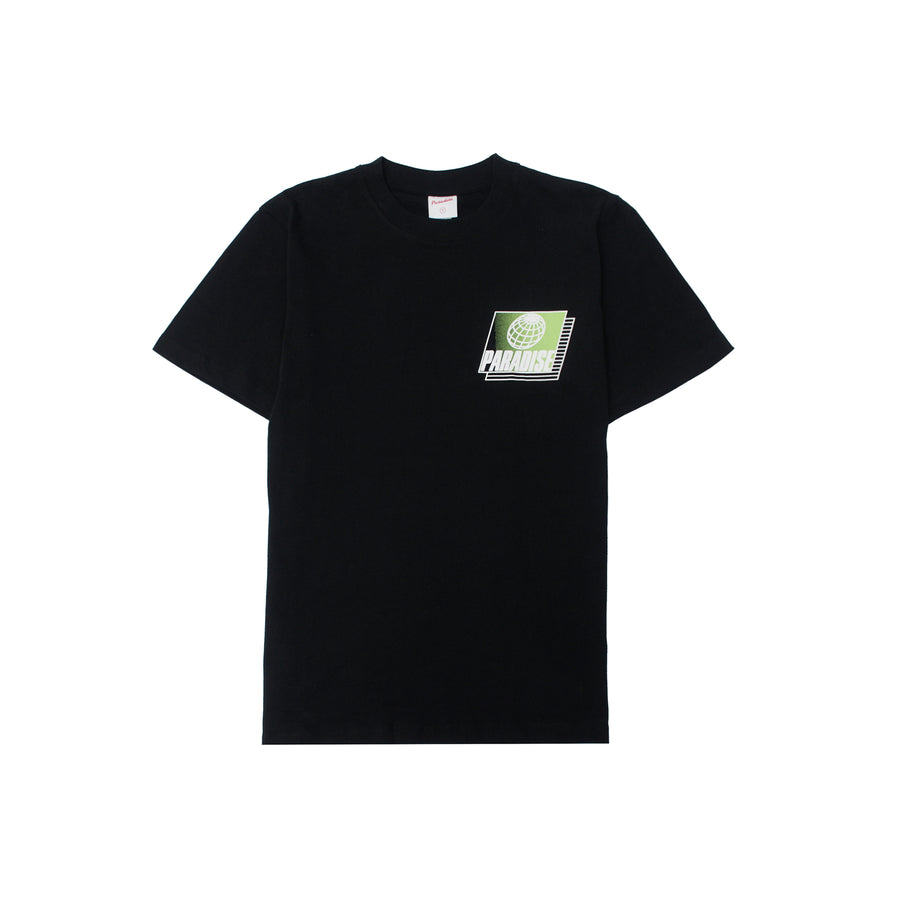 STRETCH II TEE - BLACK