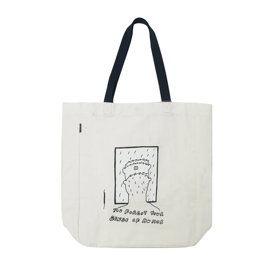 Sense Of Humor Totebag