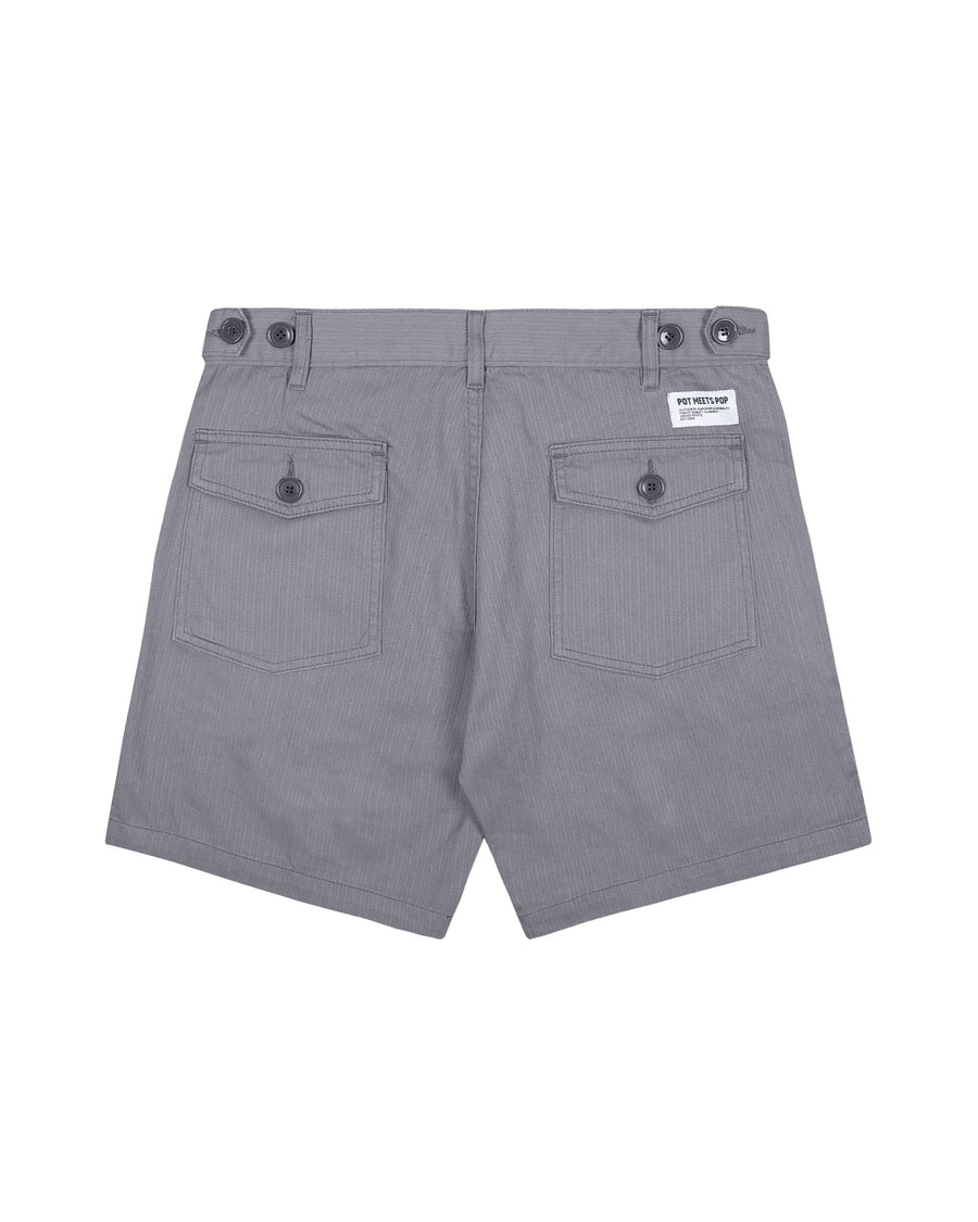 Fatty Fatigue Short Silver
