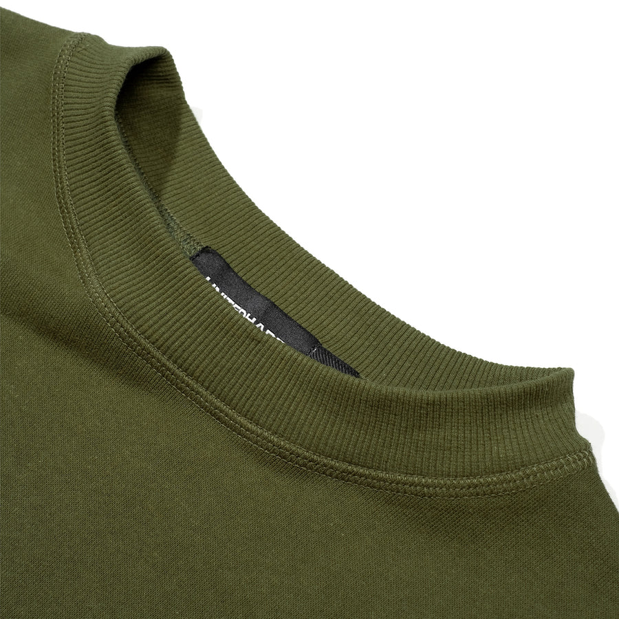 BOMBER POCKET GREEN