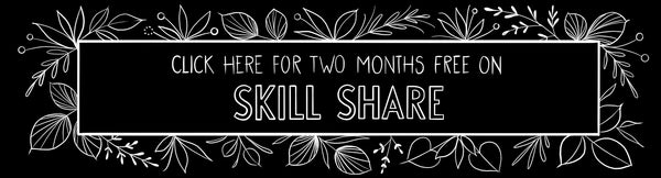 two months free skill share