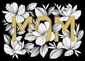 Mothers day card - download