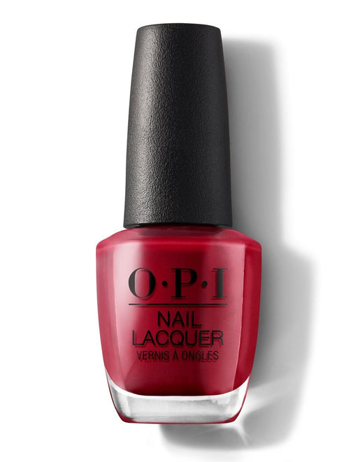 Nail Lacquer - OPI Red