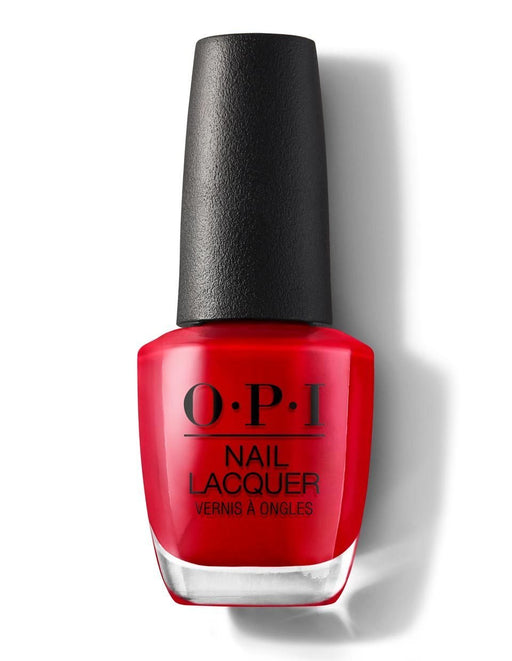 Nail Lacquer - Big Apple Red