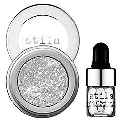 SALE - Stila Magnificent Metals Foil Finish Eye Shadow - Comex Platinum