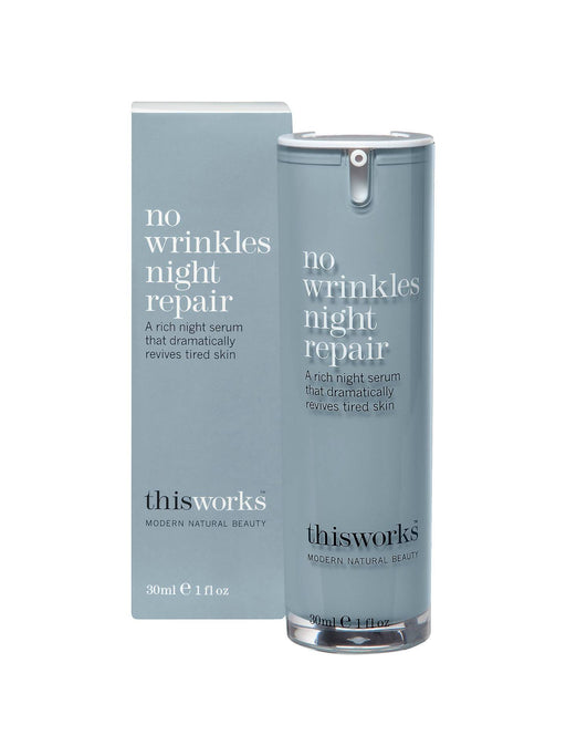 SALE - No Wrinkles Night Repair 30ml
