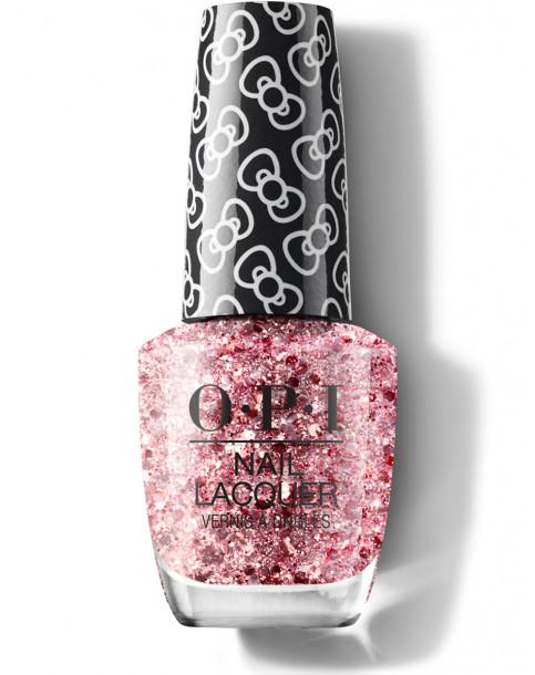 Hello Kitty -  Born to Sparkle Nail Lacquer