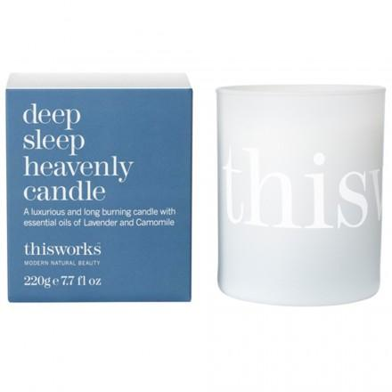 Deep Sleep Heavenly Candle