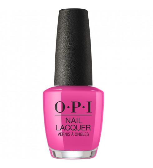 OPI Lisbon Collection - No Turning Back from Pink Street