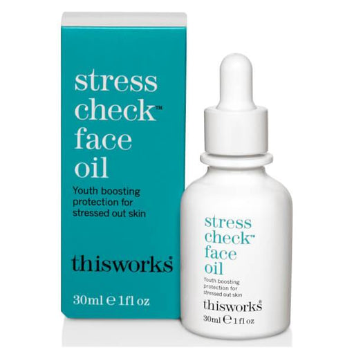 This Works Stress Check Face Oil