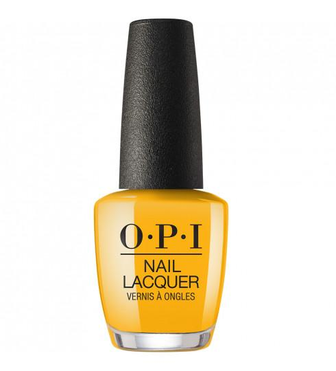 OPI Lisbon Collection - Sun, Sea & Sand in My Pants