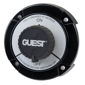GUEST 2112A BATTERY ON/OFF SWITCH UNIVERSAL MOUNT W/O AFD