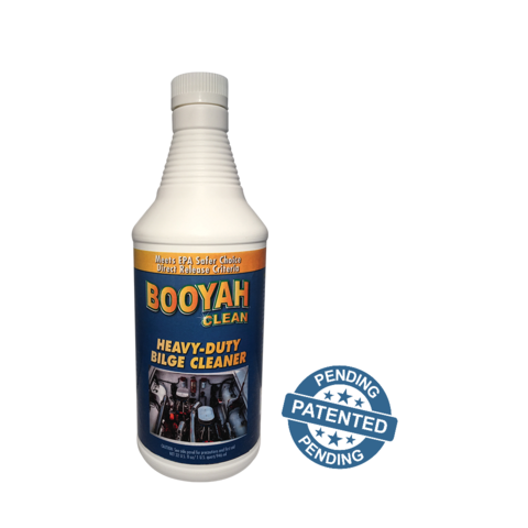 BOOYAH CLEAN HEAVY-DUTY BILGE CLEANER