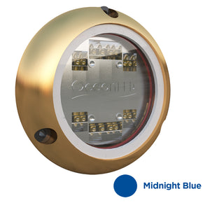 OCEANLED SPORT S3166S UNDERWATER LED LIGHT - MIDNIGHT BLUE