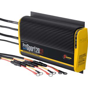 ProMariner ProSport 20+, 12/24/36V 20A, 3 Bank Battery Charger