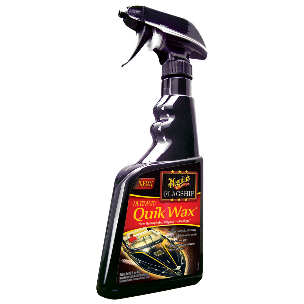 MEGUIAR'S FLAGSHIP ULTIMATE QUIK WAX - 16OZ