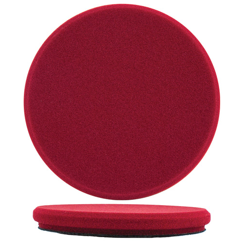 MEGUIAR'S SOFT FOAM CUTTING DISC - RED - 5