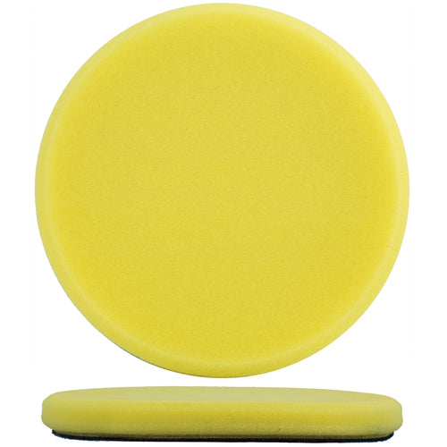 MEGUIAR'S SOFT FOAM POLISHING DISC - YELLOW - 5