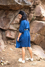Load image into Gallery viewer, Bombay Blue Dress