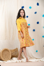 Load image into Gallery viewer, Easter Lilies Shirtdress
