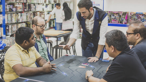 Back To Games, the tabletop and board game store is now open in Dubai!