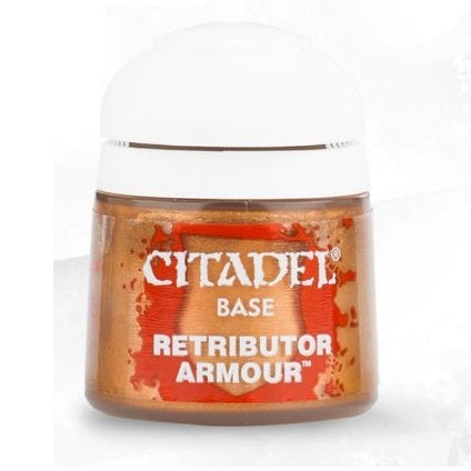 Citadel: Base - Retributor Armour