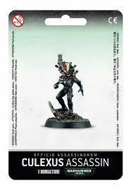 Warhammer 40K: Officio Assassinorum Culexus Assassin
