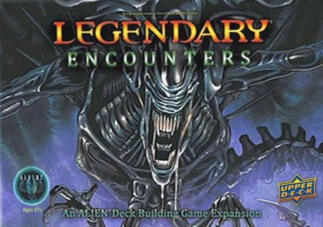 Legendary Encounters: An Alien DBG - Alien Expansion