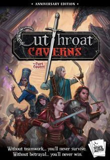 Cutthroat Caverns: Anniv. Ed.