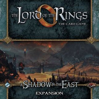 LOTR (LCG) - Pack 76: A Shadow in the East Deluxe Expansion