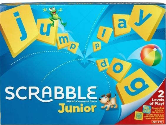 Scrabble: Junior (2013 Refresh)