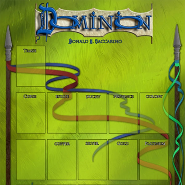 Dominion (2nd Ed.) - Gamemat