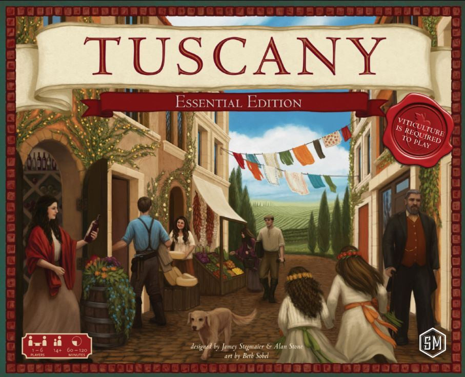 Viticulture (Essential Ed.) - Tuscany