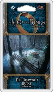 LOTR (LCG) - Pack 50: The Drowned Ruins